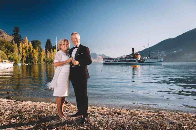 Queenstown Bathhouse Wedding