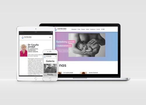 Strona internetowa cud narodzin
