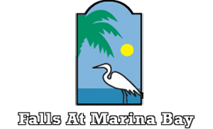 Falls at Marina Bay Logo