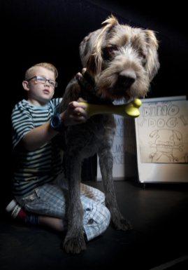 Dog Tales - Brian the Winner!