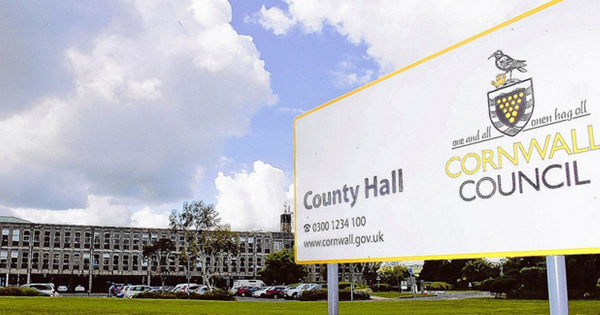 Cornwall Council, County Hall