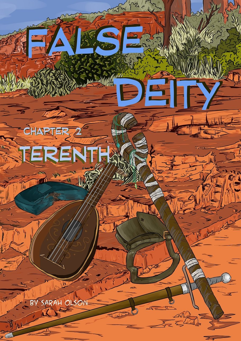 Cover: Chapter 2 – Terenth
