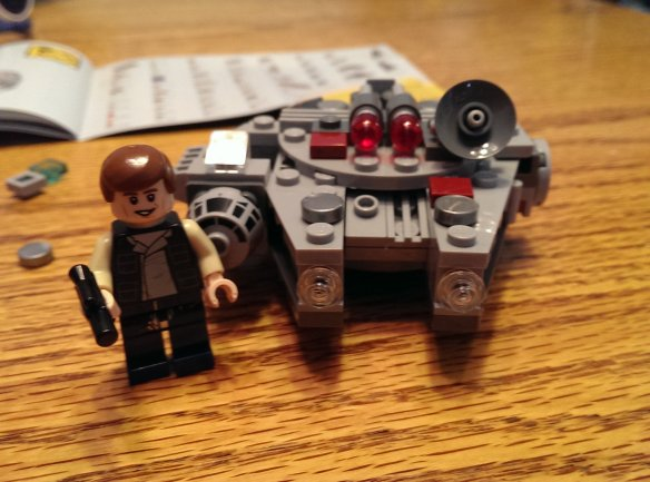 It can do the Kessel run in less than 12 parsec!