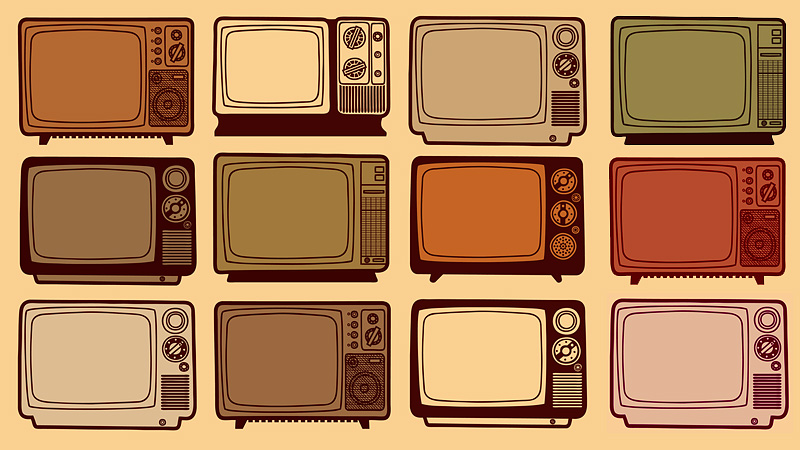 television watched