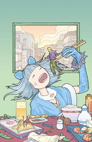 Cover 'Vertigo Pop: Tokyo (#1)'