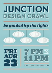 2013 junction design crawl