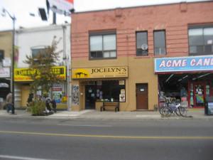 Jocelyn's  Place