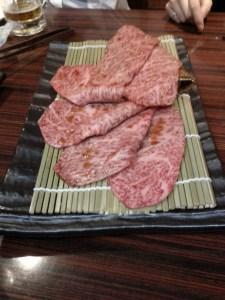 Meat Meetup at a Yakiniku
