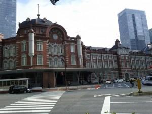 Tokyo Station, old