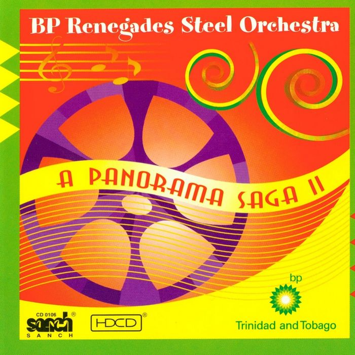 Renegades Steel Orchestra Panorama