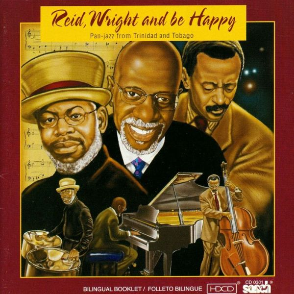 Reid Wright be Happy Pan Jazz