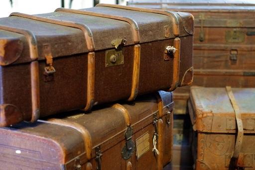丟掉生活中不需要的包袱