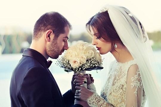 婚姻是在神靈面前訂下的契約(圖)
