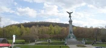 Park mont royal montreal