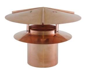 Universal chimney cap