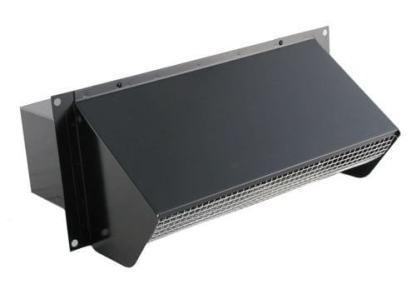 Rectangular Appliance Wall Vent 3-1/4 in. x 10 in.-0