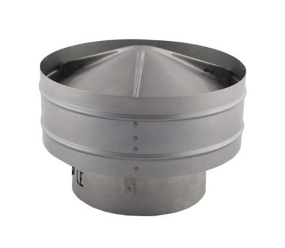 Globe Vent - Stainless Steel-0