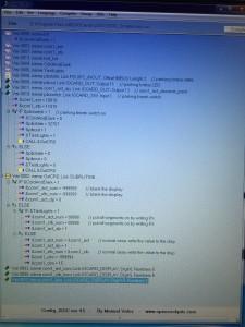 SIOC programming