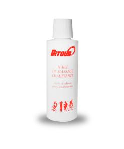 Aceite de masaje para CALENTAMIENTO 125 ml