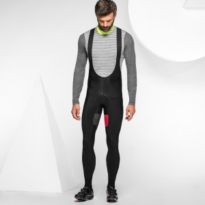 stripe culote largo negro-negro