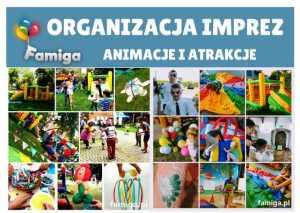 organizacja imprez - plener - Famiga