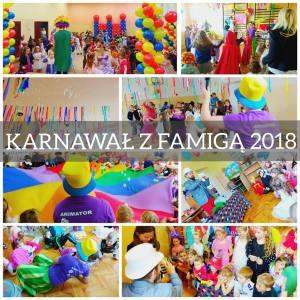 zabawy w przedszkolu Kraków 2018