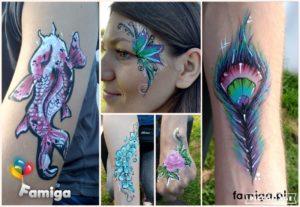 Face&Body Painting Famiga