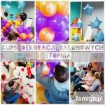 Szkolenie dekoracje balonowe