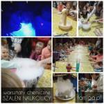 Eksperymenty dla dzieci Kraków