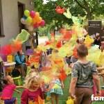 kolorowe zabawy dla dzieci eventy Kraków