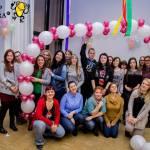Kur dekoracji balonowych Katowice Famiga 17