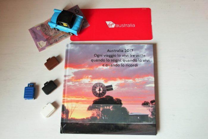 fotolibro ricordi di viaggio