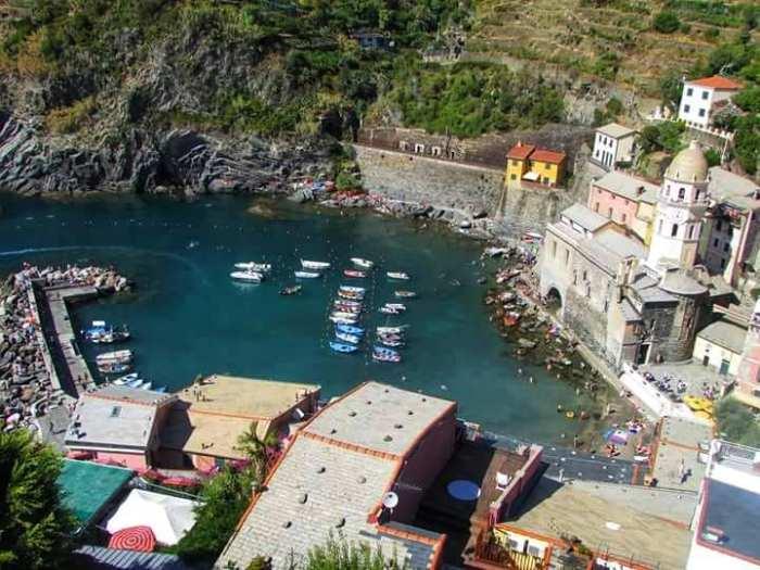 Liguria, viaggio con bambini