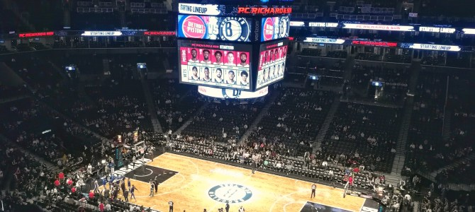 Vedere una partita di basket Nba a New York
