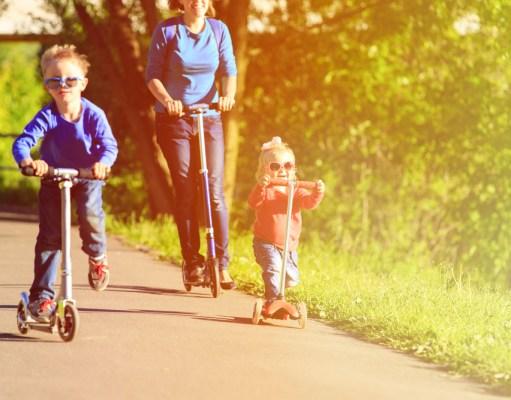 Ako vybrať kolobežku pre dieťa