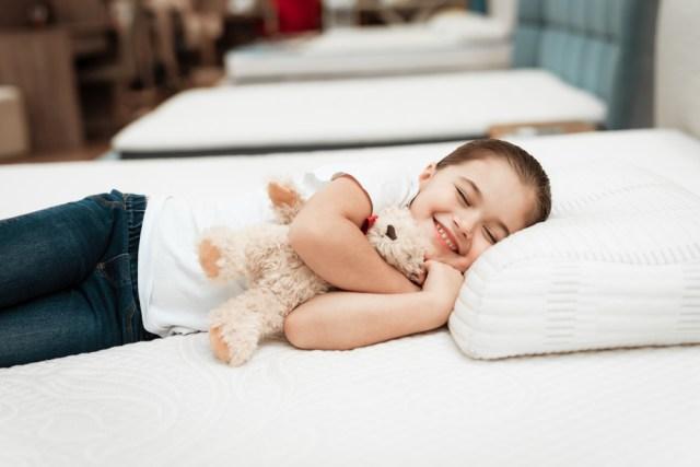 Ako vybrať detský matrac?