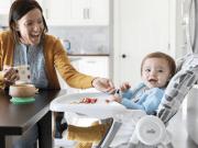 Podľa čoho vyberať detskú stoličku na kŕmenie