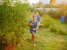5+1 tipov, ako pre deti zariadiť a vytvoriť terasu či záhradu, ktorú budú milovať