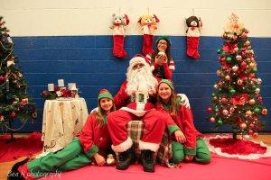 Papai Noel do FamiliaUpDown