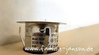LED Einbaustrahler