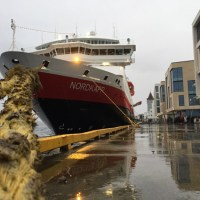 MS Nordkapp - Unser Schiff