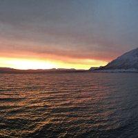 Sonnenuntergang IM Panorama