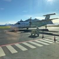 Unser Flieger nach Bodo