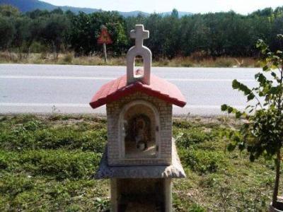 Straßenkapelle - für verzweifelte Jogger