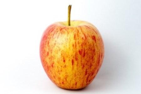 Reifer Apfel. Das höchste der Post-Fasten-Gefühle.