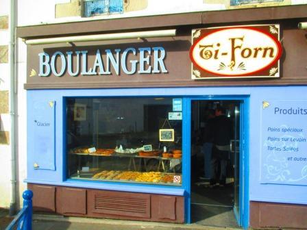Bäckerei. Von Broten und Brötchen.