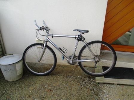 Mein Freund, das Rad. Es ist Hassliebe auf den ersten Blick.