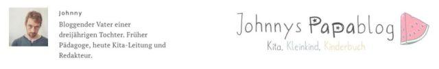 Johnnys Papablog
