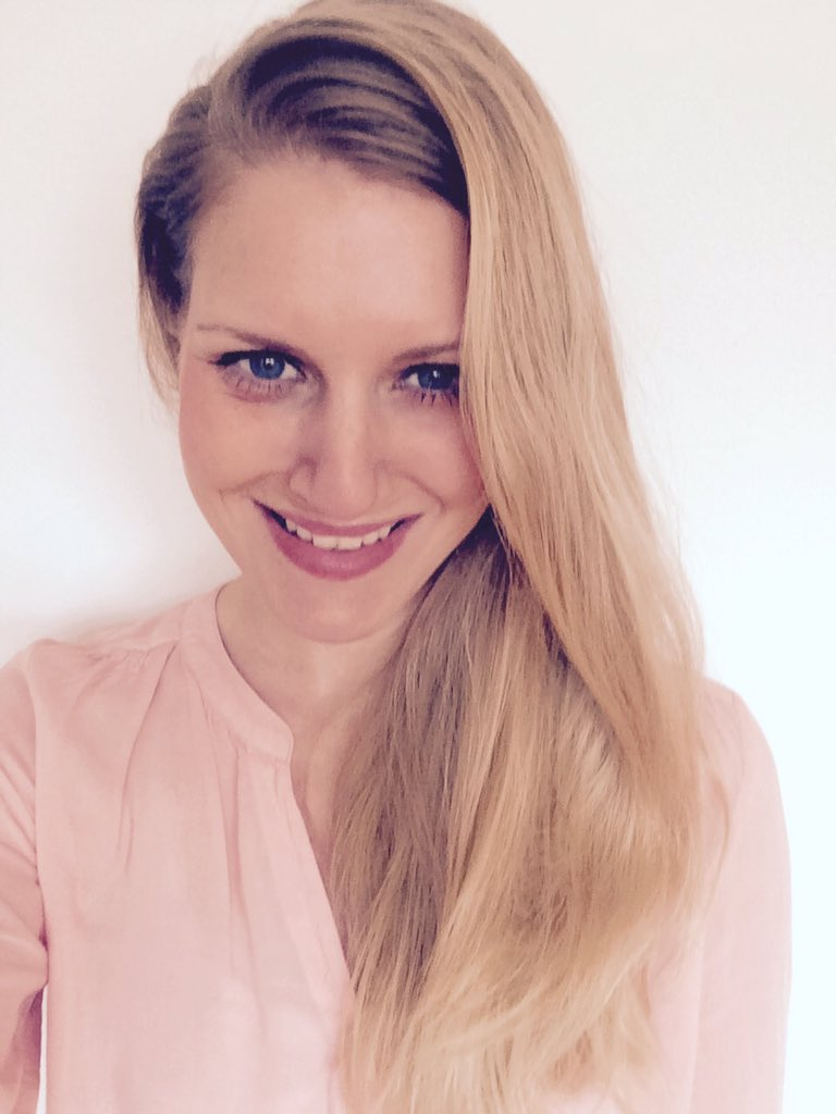 Marlene Hellene. Twitter- und Literatur-Elite. (Bild: privat)