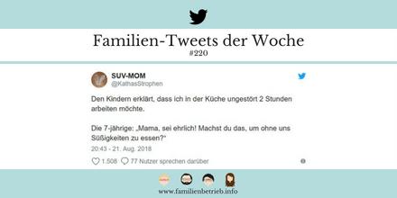 Familien-Tweets der Woche #220